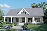 Cape Cod & New England House Plan Front Photo 02 - 028D-0112 | House Plans and More