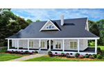 European House Plan Front Photo 02 - 028D-0114   House Plans and More