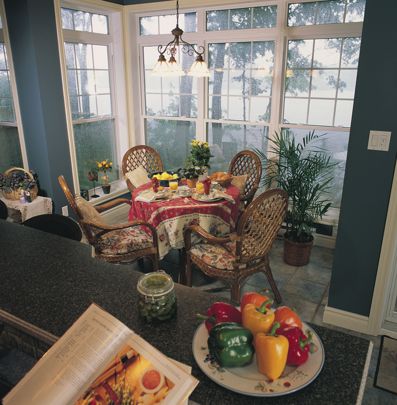 Kitchen Photo 01 - Walbrook Park Traditional Home 032D-0234   House Plans and More