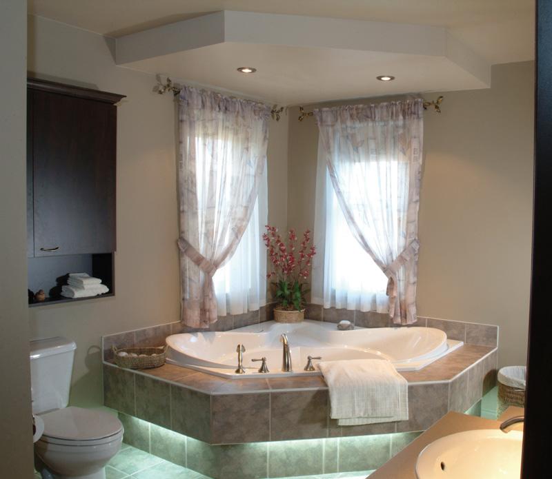 Bathroom Photo 01 - Fletcher Manor European Home 032D-0427 | House Plans and More