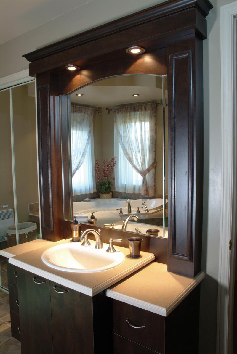 Bathroom Photo 02 - Fletcher Manor European Home 032D-0427 | House Plans and More