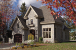 Front Photo of House - Fletcher Manor European Home 032D-0427 | House Plans and More