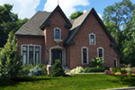 Front Photo 02 - Fletcher Manor European Home 032D-0427 | House Plans and More