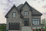 Front Photo 03 - Fletcher Manor European Home 032D-0427 | House Plans and More
