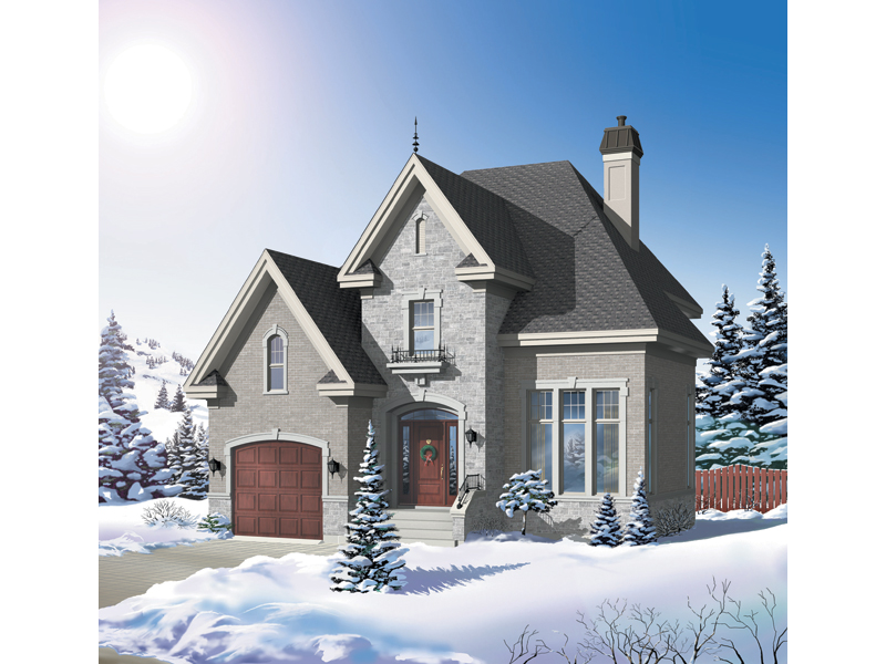 Front Photo 04 - Fletcher Manor European Home 032D-0427 | House Plans and More