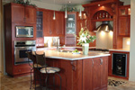 Kitchen Photo 01 - Fletcher Manor European Home 032D-0427 | House Plans and More