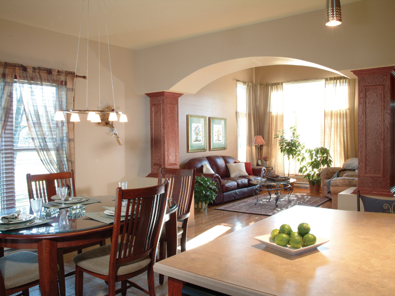 Living Room Photo 01 - Fletcher Manor European Home 032D-0427 | House Plans and More
