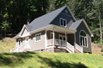 Arts & Crafts House Plan Front Photo 03 - Costello Cottage Home 032D-0458 | House Plans and More