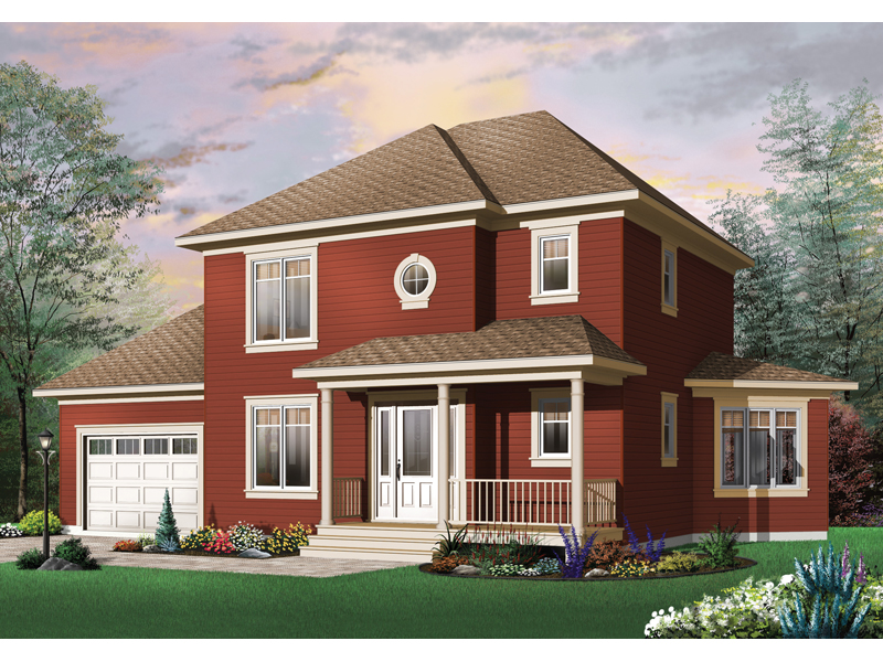 Berglund Farmhouse Plan 032d 0501 House Plans And More