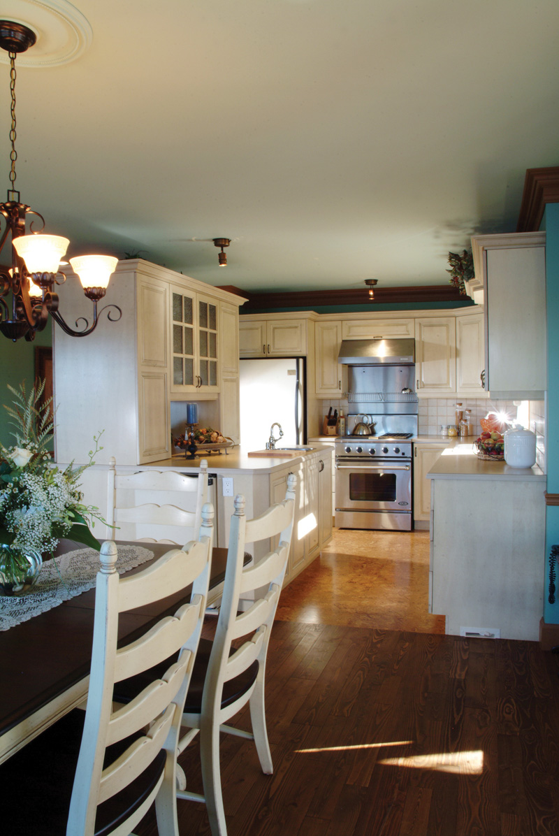 Sunbelt Home Plan Dining Room Photo 01 - Kennywood Craftsman Home 032D-0609 | House Plans and More