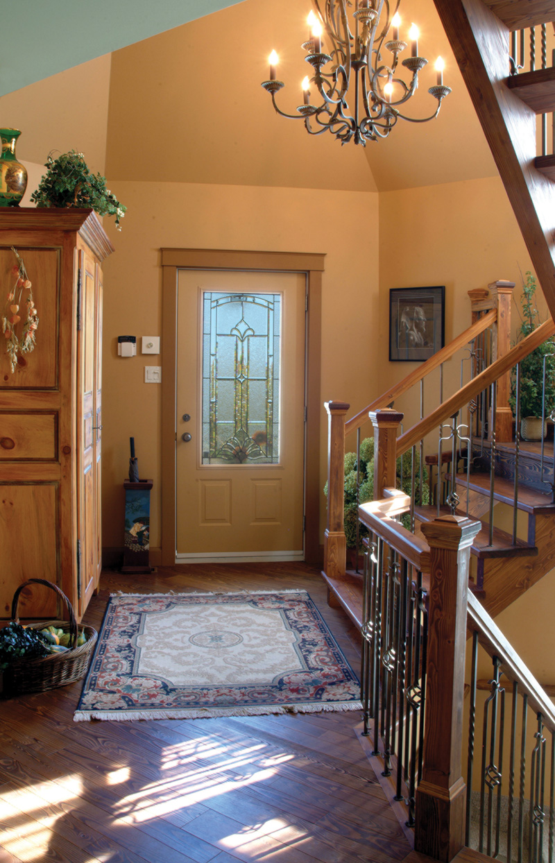 Sunbelt Home Plan Entry Photo 01 - Kennywood Craftsman Home 032D-0609 | House Plans and More