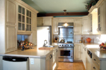 Sunbelt Home Plan Kitchen Photo 01 - Kennywood Craftsman Home 032D-0609 | House Plans and More