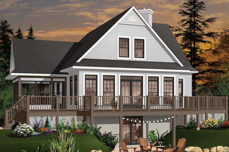 Modern Farmhouse Exterior Wrap Around Porches Southern Living