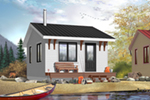 Front of Home - Woodwinds 032D-0706 | House Plans and More