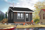 Front Photo 01 - Woodwinds 032D-0706 | House Plans and More