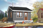 Front Photo 02 - Woodwinds 032D-0706 | House Plans and More