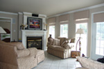 Family Room Photo 01 - Anson Isle Country Lake Home 032D-0859 | House Plans and More