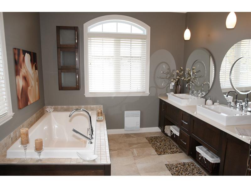 European House Plan Bathroom Photo 01 - Gaubert European Home 032D-0919 | House Plans and More