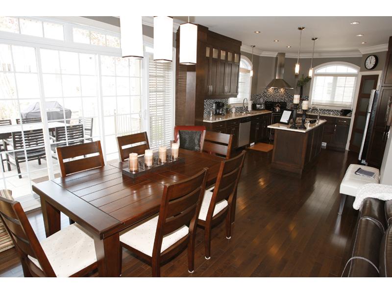 European House Plan Dining Room Photo 01 - Gaubert European Home 032D-0919 | House Plans and More