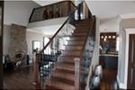 European House Plan Stairs Photo 01 - Gaubert European Home 032D-0919 | House Plans and More