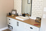 Ranch House Plan Bathroom Photo 01 - Camille Hill 032D-0963 | House Plans and More