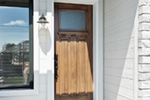 Ranch House Plan Door Detail Photo 01 - Camille Hill 032D-0963 | House Plans and More