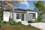 Ranch House Plan Front Photo 01 - Camille Hill 032D-0963 | House Plans and More