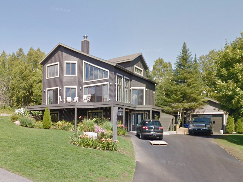 Mountain Home Plan Front of Home - 032D-1119 | House Plans and More