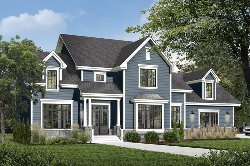 Casselman Traditional Home Plan 032s 0004 House Plans And More