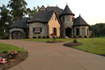 Victorian House Plan Front Photo 01 - Holstein Estate Luxury Home 036D-0218 | House Plans and More