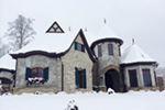 Victorian House Plan Front Photo 04 - Holstein Estate Luxury Home 036D-0218 | House Plans and More