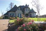 Victorian House Plan Front Photo 05 - Holstein Estate Luxury Home 036D-0218 | House Plans and More