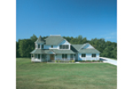 Farmhouse Plan Front Photo 01 - Eveline Southern Farmhouse 038D-0006 | House Plans and More