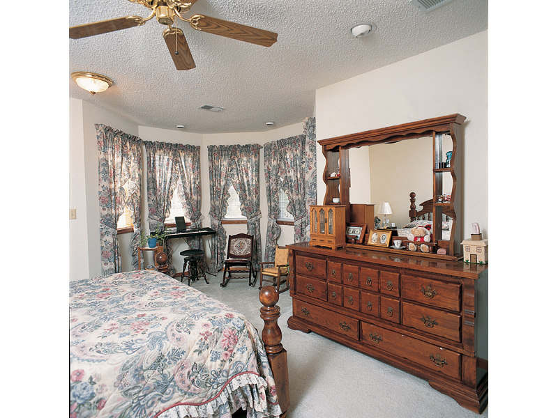 Farmhouse Plan Master Bedroom Photo 01 - Eveline Southern Farmhouse 038D-0006   House Plans and More
