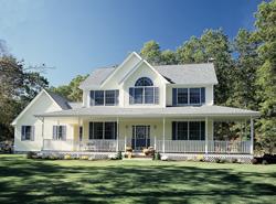 Farmhouse Plans Front of House 038D-0023