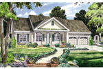 Friendly Home With Neoclassic Style