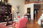 Modern House Plan Family Room Photo 01 - Thunder Bay Sunelt Home 038D-0175 | House Plans and More