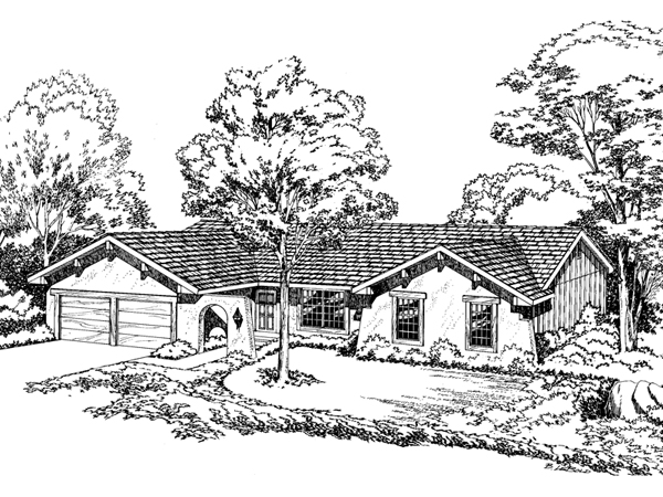 Pensacola Sunbelt Home Plan 038d 0256 House Plans And More