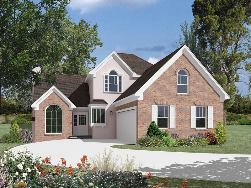 Charming Home With Many Gables