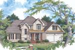 Lavishing Traditional Style Home