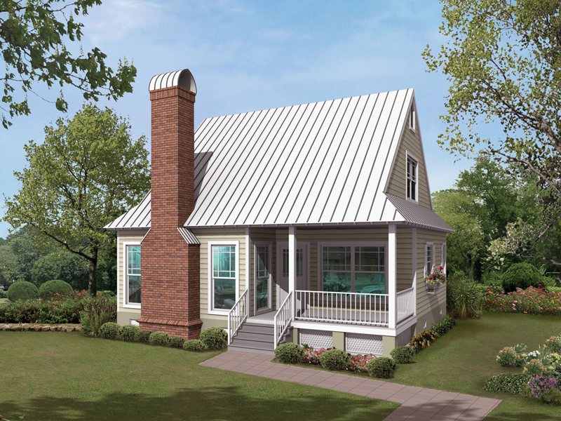 Quaint Country Home Is Ideal