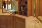 Spanish House Plan Master Bathroom Photo 01 - Juliana Luxury Home 047D-0056 | House Plans and More