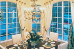 Country French House Plan Dining Room Photo 01 - Lawton Place European Home 047D-0058   House Plans and More