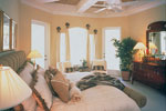 Country French House Plan Master Bedroom Photo 01 - Lawton Place European Home 047D-0058   House Plans and More