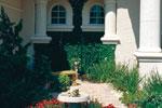 Florida House Plan Atrium Photo - Corvina Mediterranean Home 047D-0064 | House Plans and More