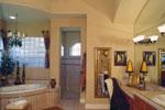 Florida House Plan Master Bathroom Photo 01 - Corvina Mediterranean Home 047D-0064 | House Plans and More