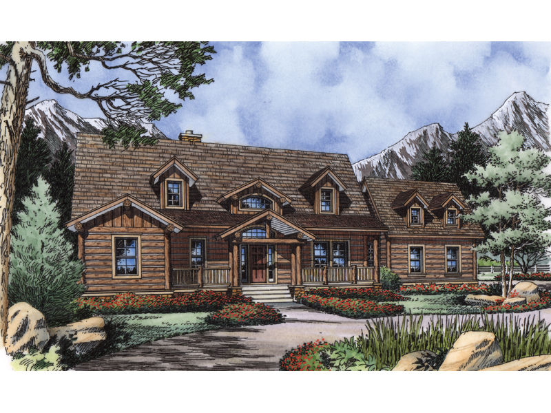 Pondella Rustic Log Home Plan 047D-0081 | House Plans and More on basic ranch houses with porches, single story houses with porches, country houses with porches, houses without porches, colonial house floor plans, two-story homes with porches, colonial home porches, colonial southern house, colonial houses 1600s, modern country homes with porches, southern living home plans with porches, homes with small porches, colonial house designs, colonial houses with attached garage, coastal home plans with porches, brick houses with porches, southern colonial porches, cottage plans with porches, southern style homes with porches,