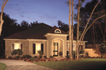 Elegant Southern Home With Private Covered Entry