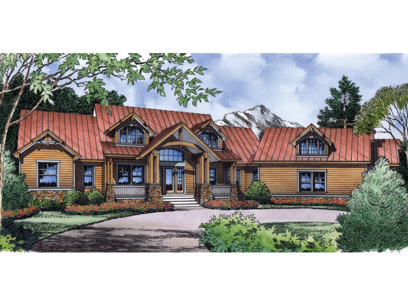 Surprising Oriole Place Mountain Home Plan 047D 0090 House Plans And More Home Interior And Landscaping Ologienasavecom