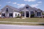 Stylish Stucco Home